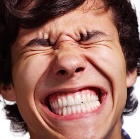 knarsetanden of tandenknarsen
