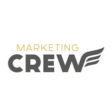 <span>Marketing Crew</span><i>→</i>